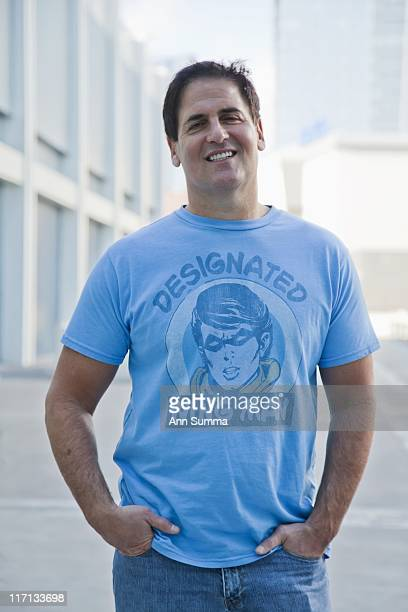 Mark Cuban founder HDNet and owner Dallas Mavericks at the LA Convention Center during the Reality Rocks reality show convention on April 10 2011 in...