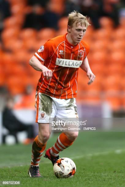 Mark Cullen Blackpool