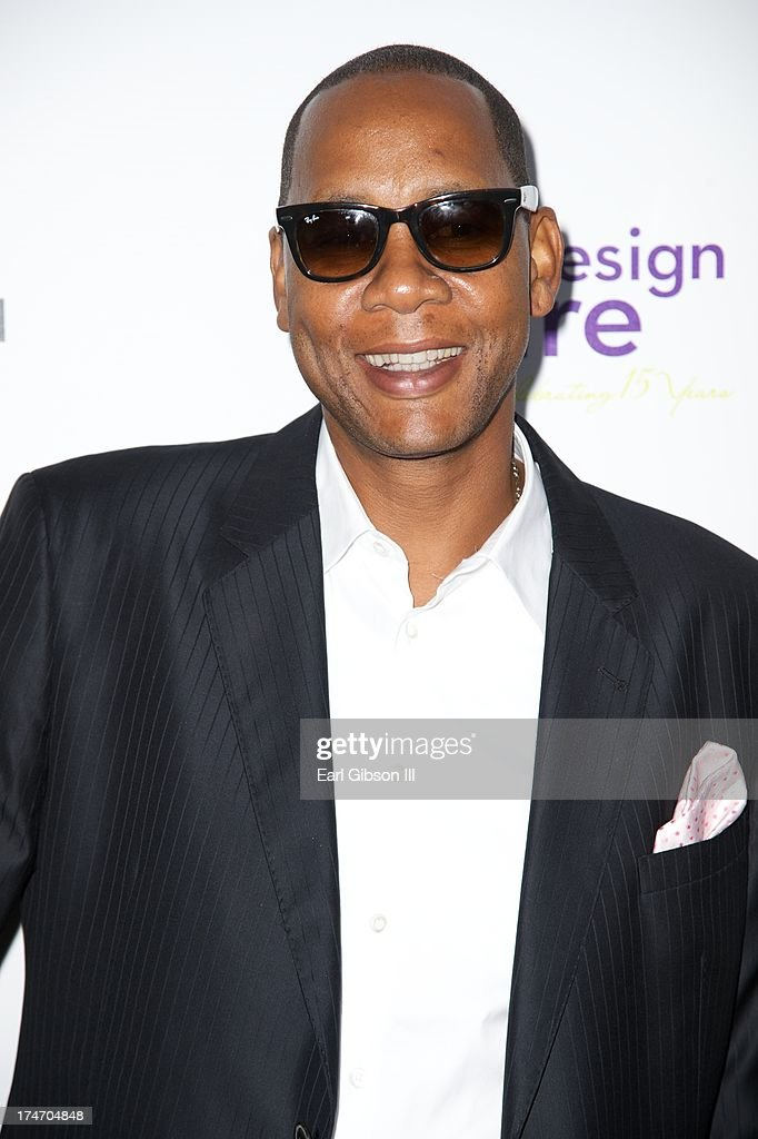 Mark Curry attends the 15th Annual DesignCare on July 27, 2013 in Malibu, California.