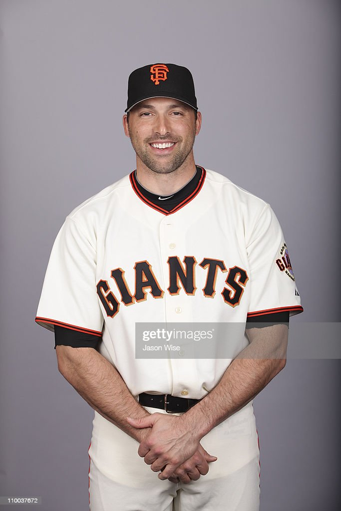 <a gi-track='captionPersonalityLinkClicked' href=/galleries/search?phrase=Mark+DeRosa&family=editorial&specificpeople=228401 ng-click='$event.stopPropagation()'>Mark DeRosa</a> #7 of the San Francisco Giants poses during Photo Day on Wednesday, February 23, 2011 at Scottsdale Stadium in Scottsdale, Arizona.