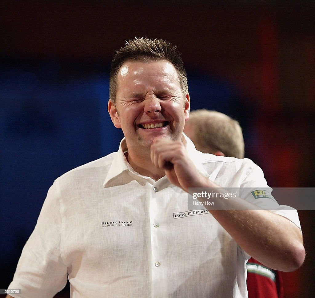 mark dudbridge reacts during his win pictures getty images