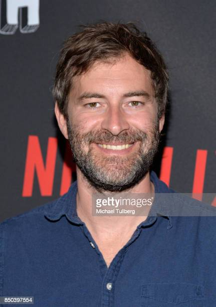 Mark Duplass arrives at the premiere of Netflix's 'Big Mouth' at Break Room 86 on September 20 2017 in Los Angeles California