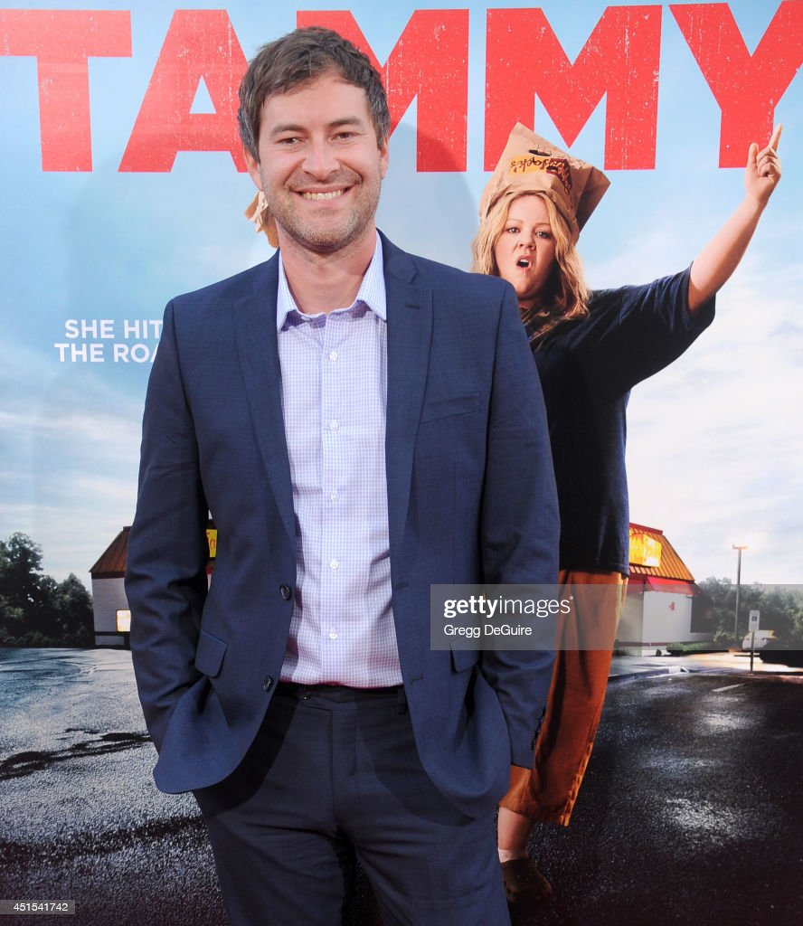 <a gi-track='captionPersonalityLinkClicked' href=/galleries/search?phrase=Mark+Duplass&family=editorial&specificpeople=572703 ng-click='$event.stopPropagation()'>Mark Duplass</a> arrives at the premiere of 'Tammy' at TCL Chinese Theatre on June 30, 2014 in Hollywood, California.
