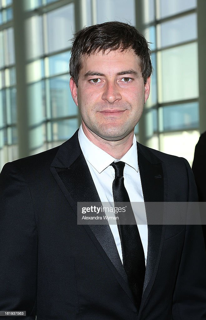 Mark Duplass at The 2013 Writers Guild Awards Arrivals held at The JW Marriott Los Angeles at L.A. LIVE on February 17, 2013 in Los Angeles, California.