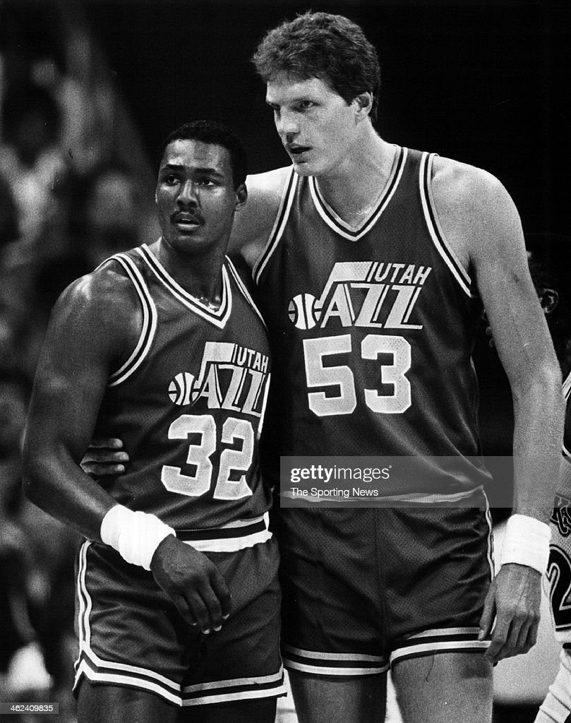 Mark Eaton Utah Jazz