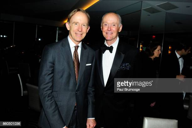 Mark Ferguson and Michael Zabriskie attend the Decoration and Design Building celebrates the 2017 winners of the DDB's 10th Anniversary of Stars of...