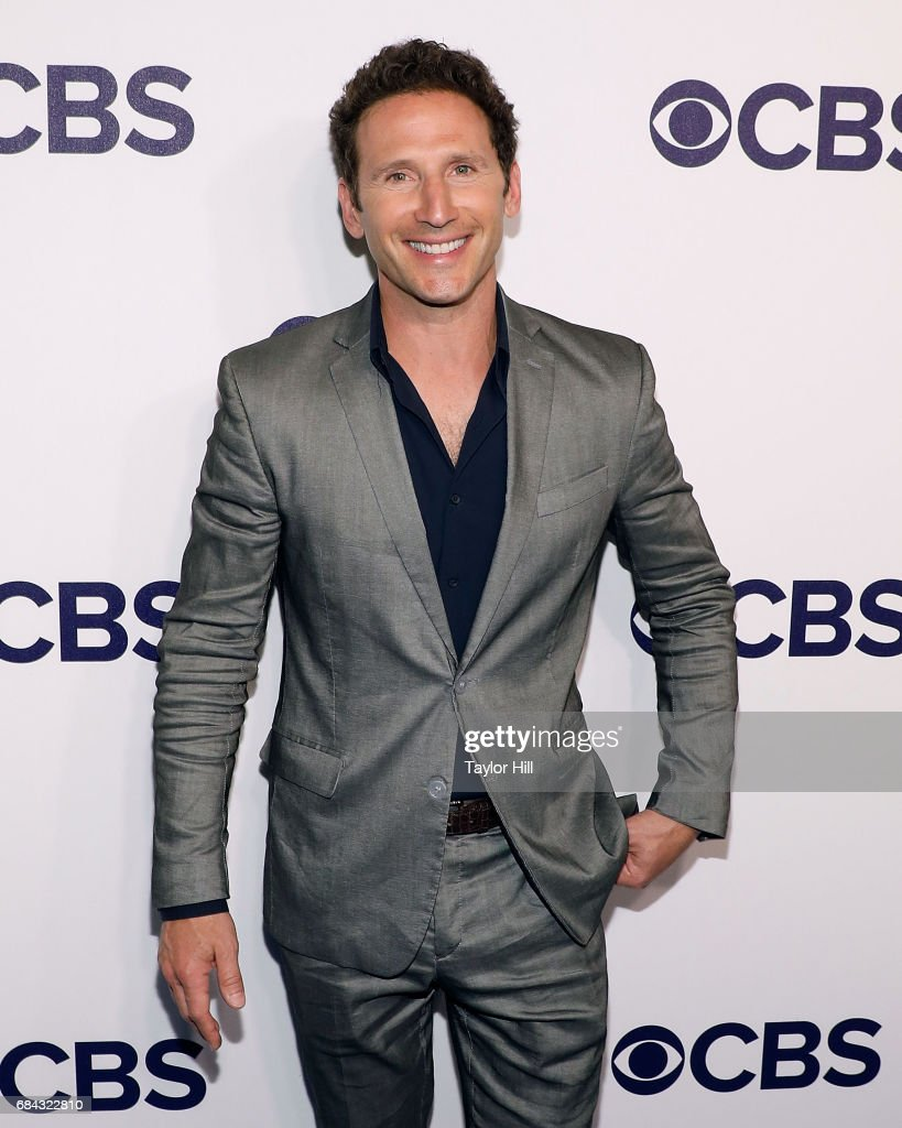 Mark Feuerstein attends the 2017 CBS Upfront at The Plaza Hotel on May 17, 2017 in New York City.
