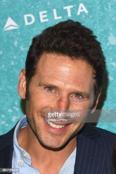 Mark Feuerstein attends the opening night of 'Bright Star' at Ahmanson Theatre on October 20 2017 in Los Angeles California