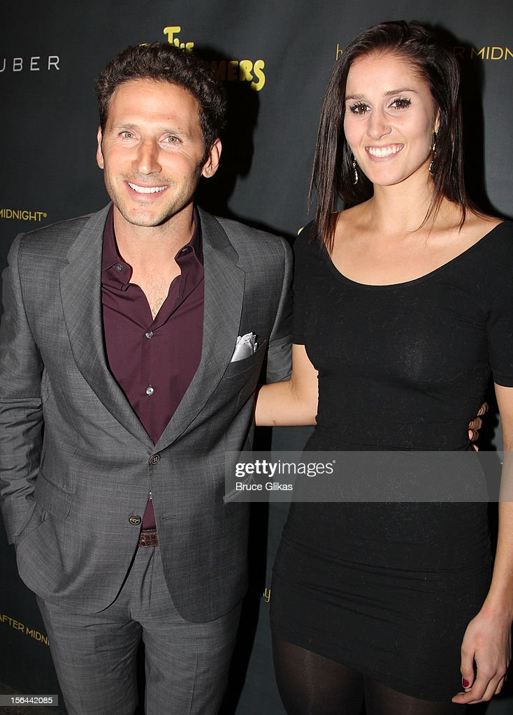 <a gi-track='captionPersonalityLinkClicked' href=/galleries/search?phrase=Mark+Feuerstein&family=editorial&specificpeople=799561 ng-click='$event.stopPropagation()'>Mark Feuerstein</a> attends the opening night of 'The Performers' on Broadway at the Longacre Theatre on November 14, 2012 in New York City.