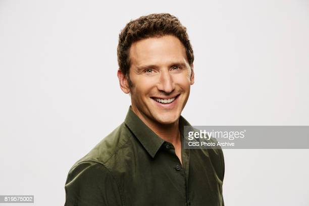 Mark Feuerstein of the CBS series 9JKL that premieres Oct 2 2017 on the CBS Television Network