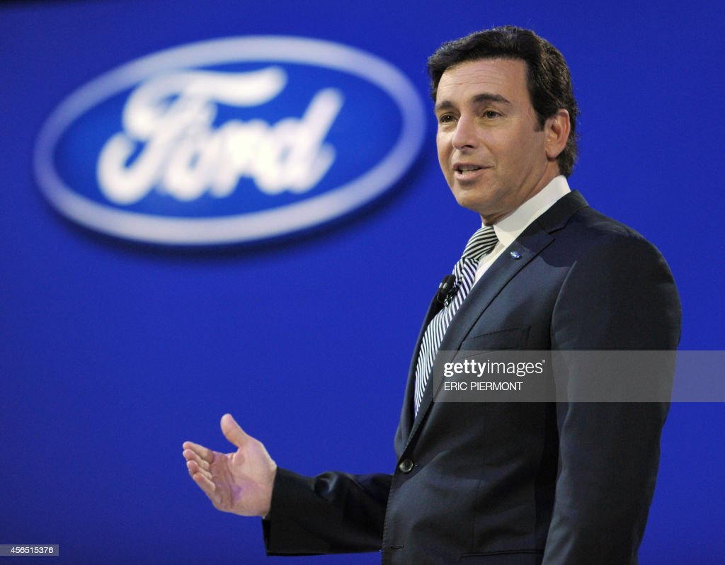Mark fields businessman getty images for Ford motor company leadership