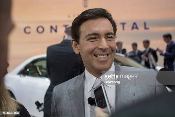 Mark fields stock photos and pictures getty images for Ford motor company executives