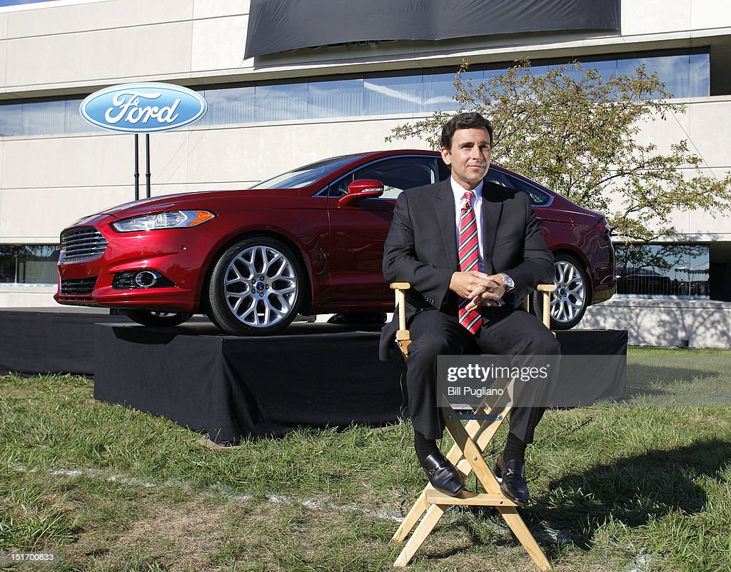 Ford Makes Announcement At Flat Rock Assembly Plant