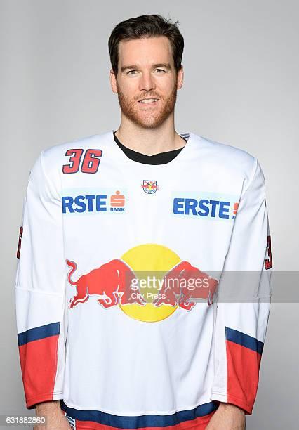 Mark Flood of EC Red Bull Salzburg during the portrait shot September 16 2016 in Salzburg Austria