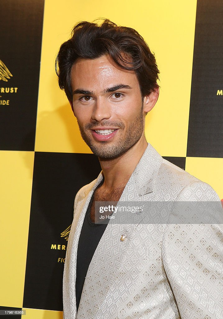 Mark Francis attends the Freddie for a Day charity event in aid of The Mercury Phoenix Trust at The Savoy Hotel on September 5, 2013 in London, England.