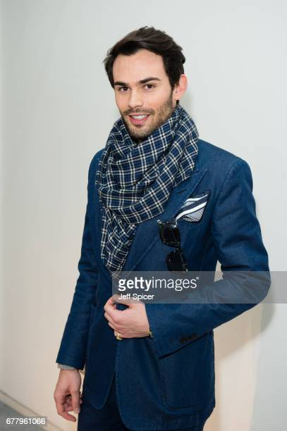 Mark Francis Vandelli attends as auction house hosts champagne reception to preview a selection of the 1000lot estate of the late author Jackie...