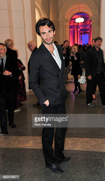 Mark Francis Vandelli attends the launch party for The New Tate Britain at tate britain on November 18 2013 in London England