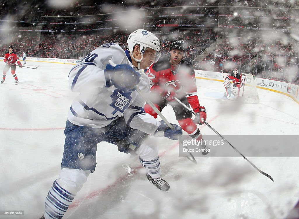 Toronto Maple Leafs v New Jersey Devils