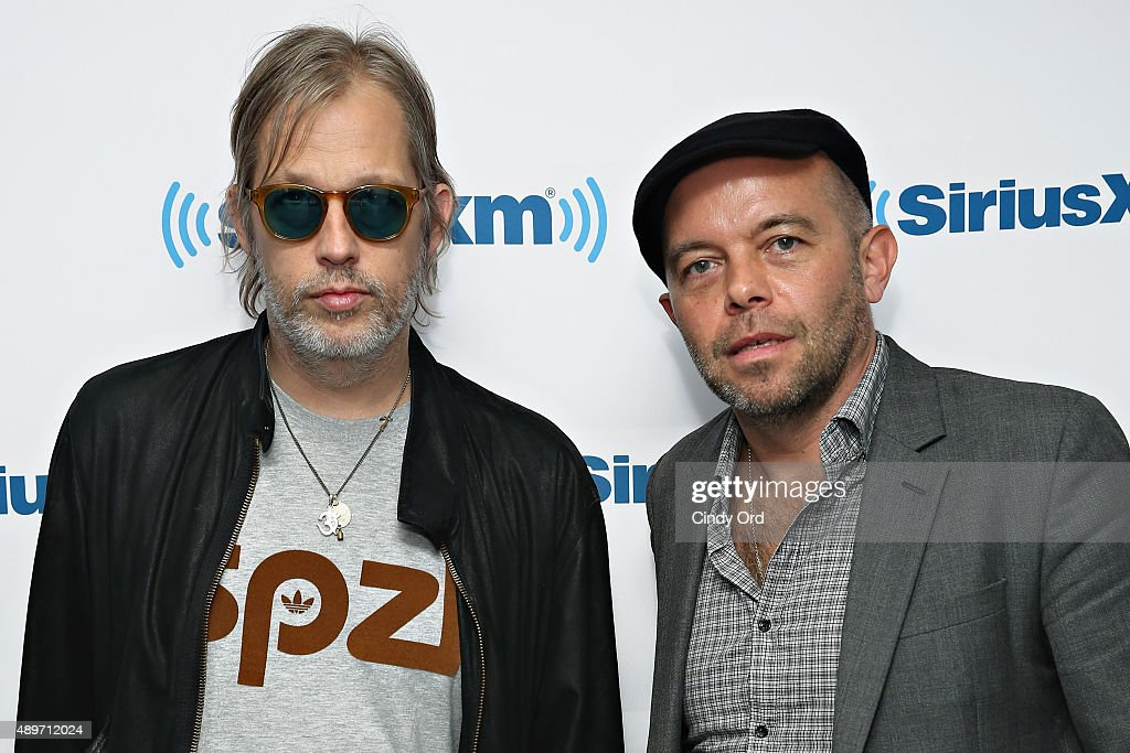 Celebrities Visit SiriusXM Studios - September 23, 2015