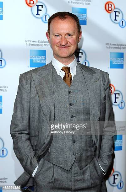 Mark Gatiss at BFI Southbank introducing The Private Life of Sherlock Holmes part of the BFI Screen Epiphanies series a monthly BFI membership...
