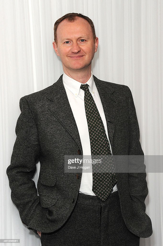 Mark Gatiss attends the Jameson Empire Film Awards 2014 at The Grosvenor House Hotel on March 30, 2014 in London, England.