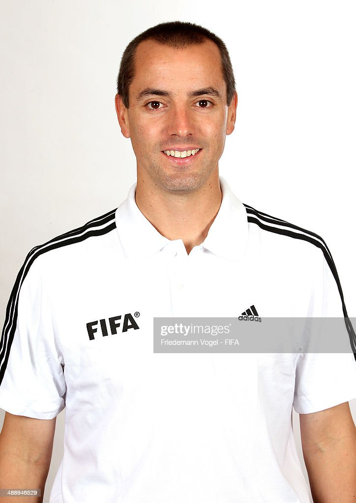 Official Portraits of Referees and Assistants for 2014 FIFA World Cup in Brazil