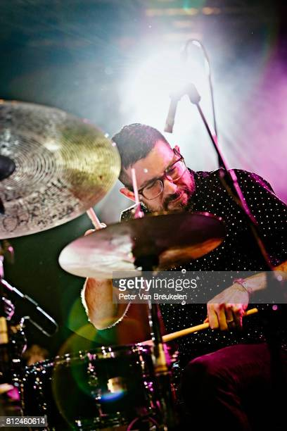 Mark Guiliana Performs at North Sea Jazz Festival on Juli 7th 2017 in Rotterdam The Netherlands