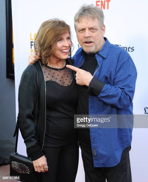 Mark Hamill and Marilou York arrive at the 2017 Los Angeles Film Festival Opening Night Premiere Of Focus Features' 'The Book Of Henry' at Arclight...