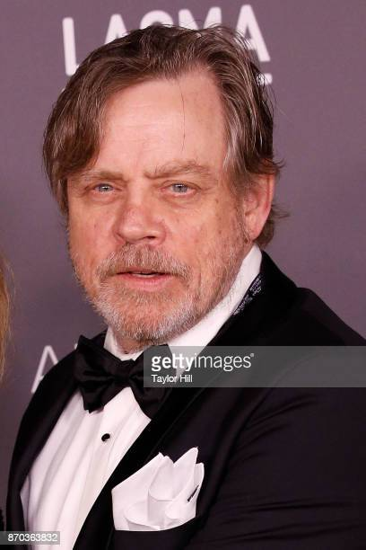 Mark Hamill attends the 2017 LACMA Art Film Gala Honoring Mark Bradford And George Lucas at LACMA on November 4 2017 in Los Angeles California