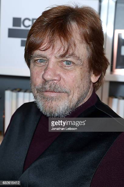 Mark Hamill attends the Creators League Studio At 2017 Sundance Film Festival Day 6 on January 24 2017 in Park City Utah