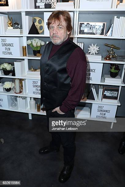 Mark Hamill attends the Creators League Studio At 2017 Sundance Film Festival Day 6 on January 24 2017 in Park City Utah