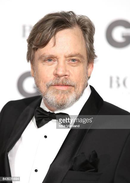 Mark Hamill attends the GQ Men Of The Year Awards at Tate Modern on September 5 2017 in London England