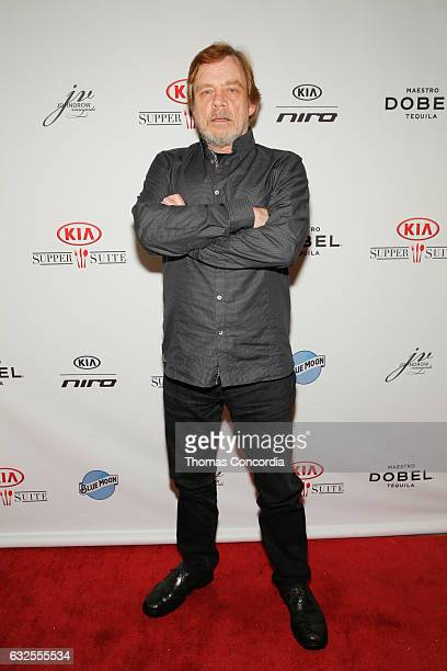 Mark Hamill attends the Kia Supper Suite Hosts World Premiere Party For 'Brigsby Bear' on January 23 2017 in Park City Utah
