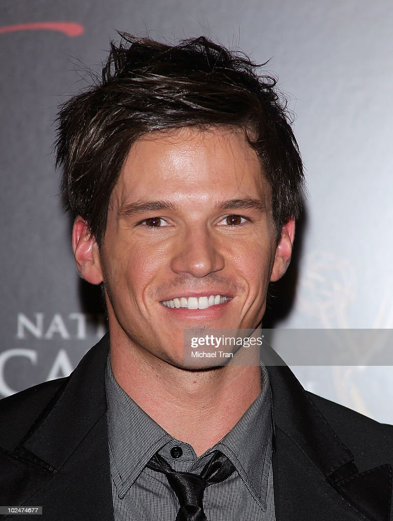 Mark Hapka arrives to the 37th Annual Daytime Emmy Awards held at the Las Vegas Hilton on June 27, 2010 in Las Vegas, Nevada.