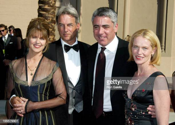 Mark Harmon [& Wife] Stock Photos and Pictures | Getty Images