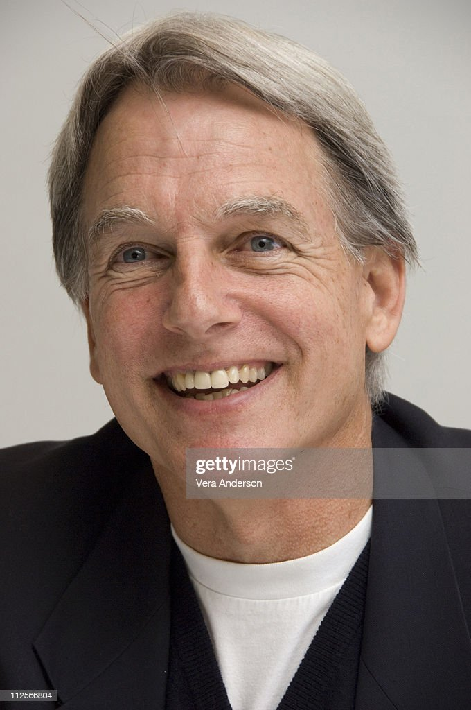 """""""NCIS"""" Press Conference With Mark Harmon, Michael Weatherly"""