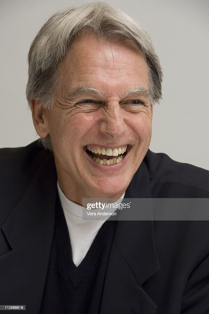 <a gi-track='captionPersonalityLinkClicked' href=/galleries/search?phrase=Mark+Harmon&family=editorial&specificpeople=208897 ng-click='$event.stopPropagation()'>Mark Harmon</a> at the 'NCIS' press conference at the Four Seasons Hotel on February 26, 2008 in Beverly Hills, California.