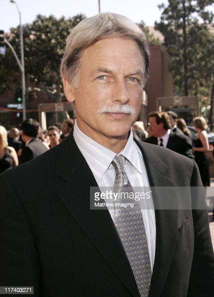 Mark Harmon during 58th Annual Creative Arts Emmy Awards Arrivals at The Shrine Auditorium in Los Angeles California United States
