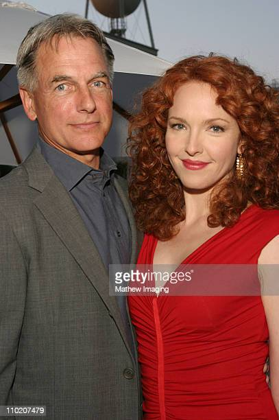 Mark Harmon of 'NCIS' and Amy Yasbeck of 'Related By Family' *Exclusive*