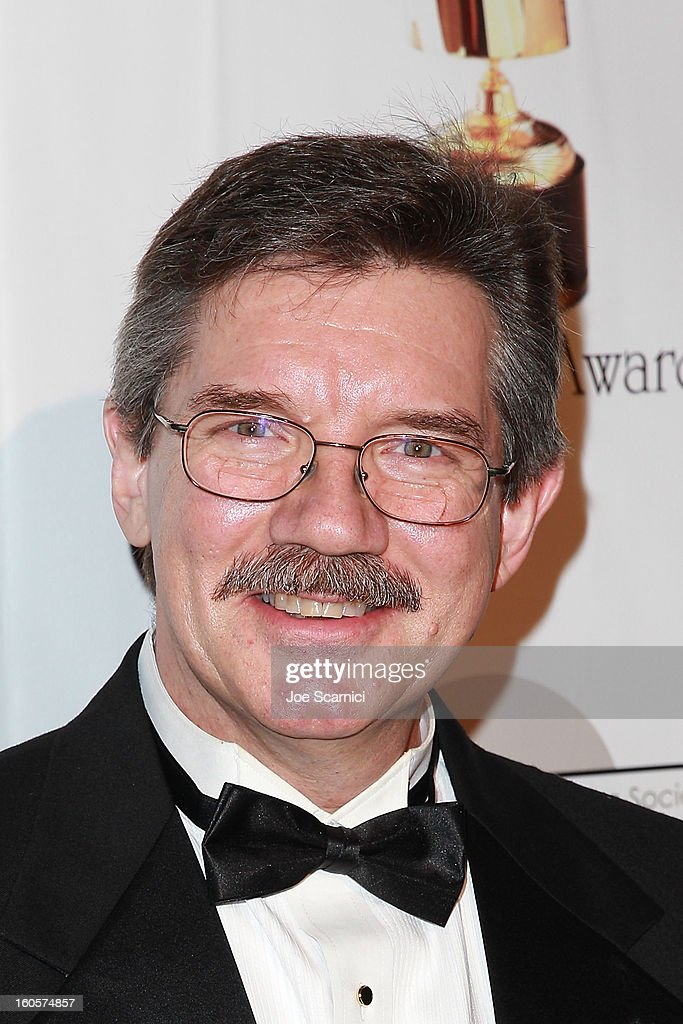 Mark Henn arrives at the 40th Annual Annie Awards at Royce Hall on the UCLA Campus on February 2, 2013 in Westwood, California.