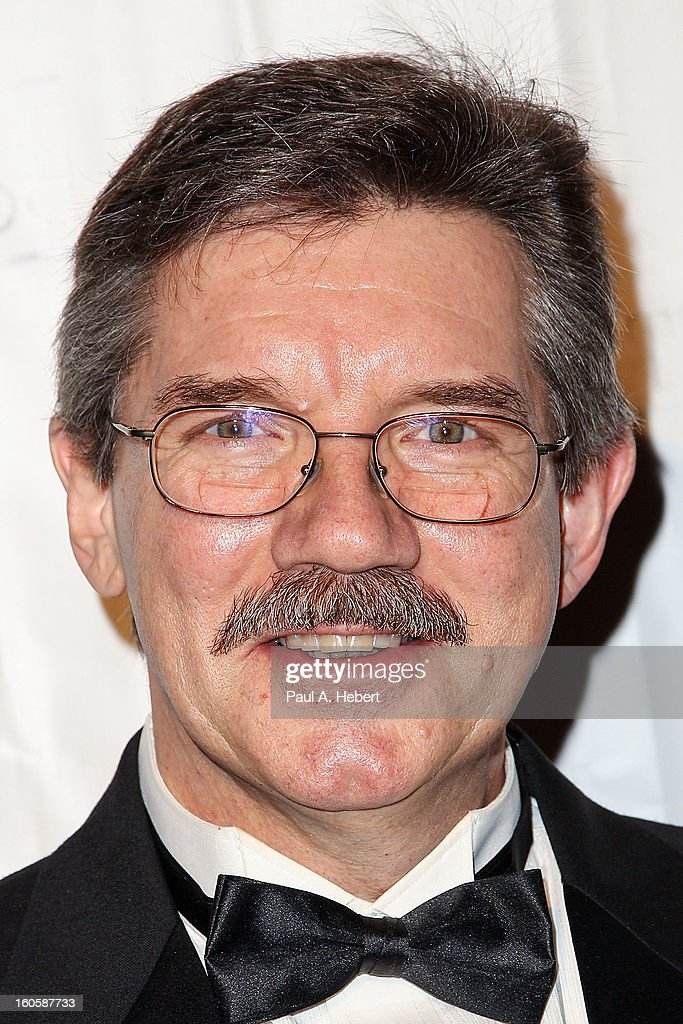 Mark Henn arrives at the 40th Annual Annie Awards held at Royce Hall on the UCLA Campus on February 2, 2013 in Westwood, California.