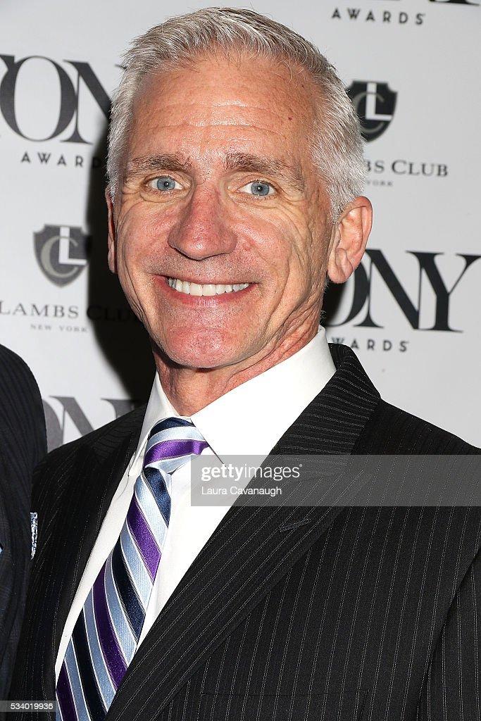 Mark Hoebee attends A Toast to The 2016 Tony Awards Creative Arts Nominees on May 24, 2016 in New York City.