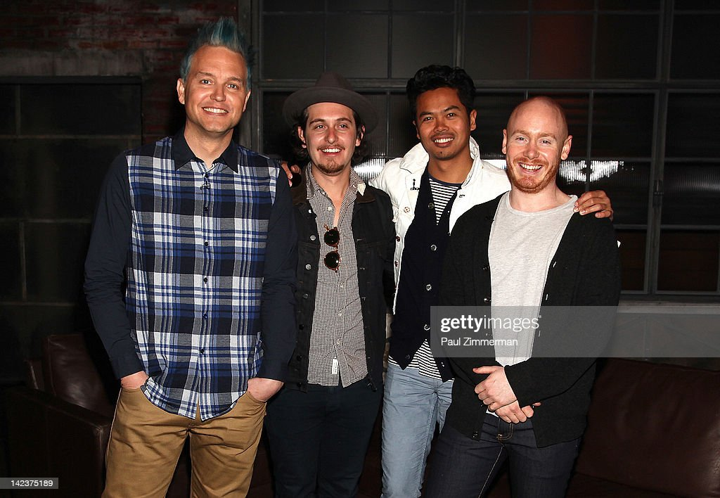 "The Temper Trap Visits fuse's ""Hoppus On Music"""