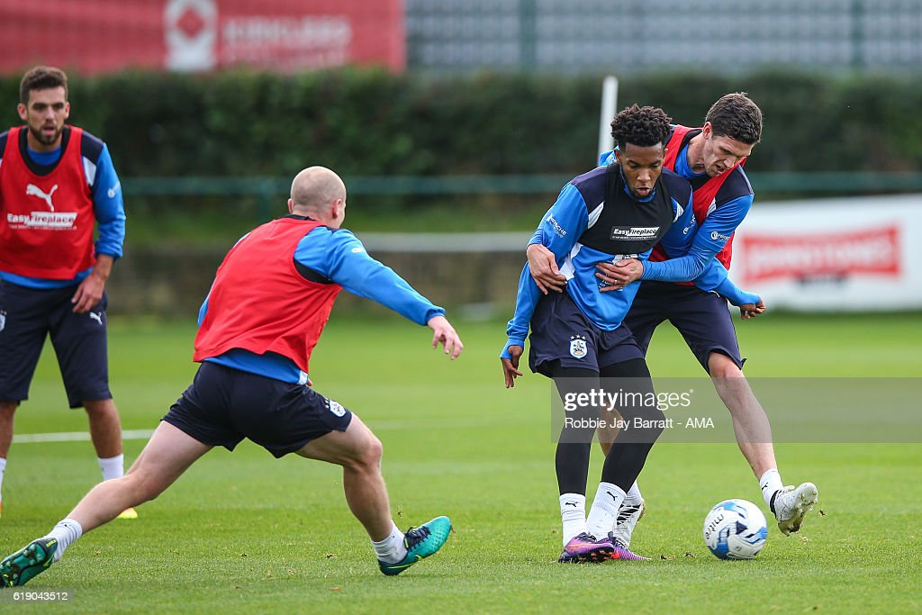 Huddersfield Town Training Session