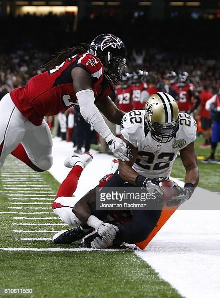 Atlanta Falcons v New Orleans Saints : News Photo