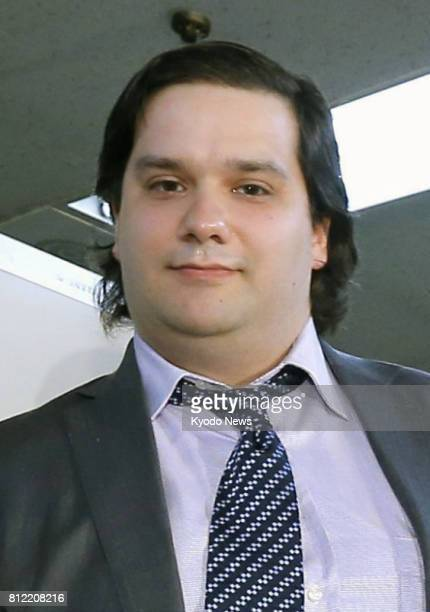 Mark Karpeles shown in this undated photo the founder of MtGoX Co once the world's largest bitcoin digital currency exchange denied embezzling over...