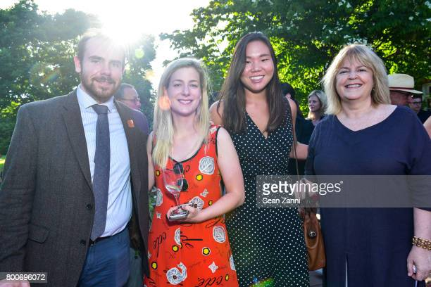 Mark Kavanaugh Charlotte Kahn Sonia Lebowitz and Mary Ryan attend Maison Gerard Presents Marino di Teana A Lifetime of Passion and Expression at...