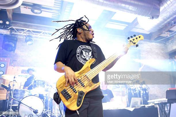Mark Kelley of The Roots perform during the Budlight Event 2017 SXSW Conference and Festivals on March 18 2017 in Austin Texas