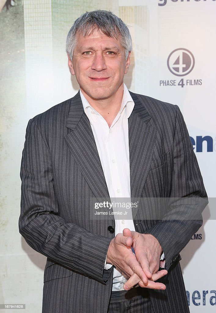 Mark L Mann attends the 'Generation Um' Los Angeles premiere presented by GenArt and Phase 4 Films held at the ArcLight Hollywood on May 2, 2013 in Hollywood, California.