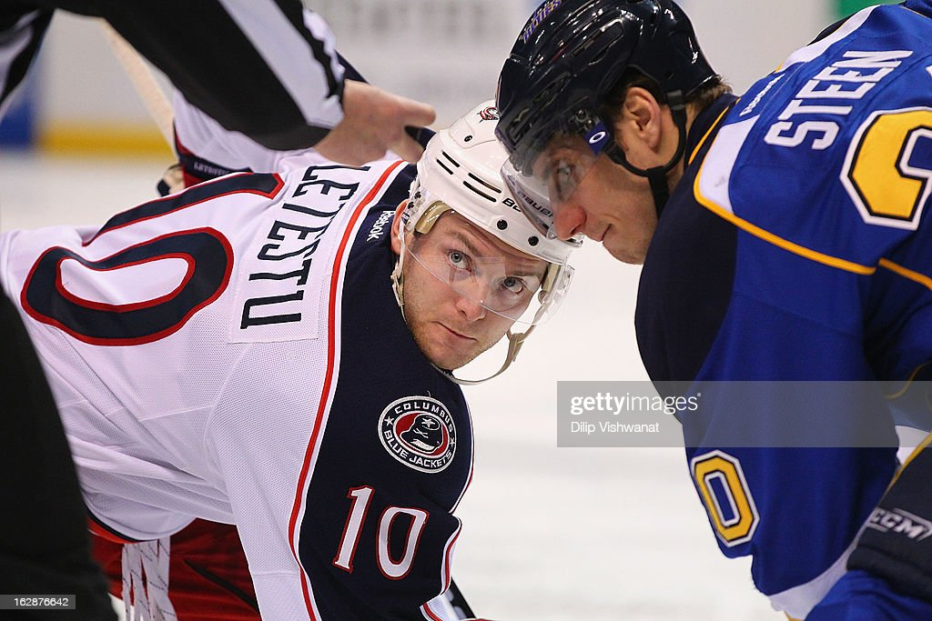 Columbus Blue Jackets v St Louis Blues | Getty Images